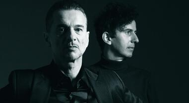 Dave Gahan and Null + Void by Timothy Saccenti