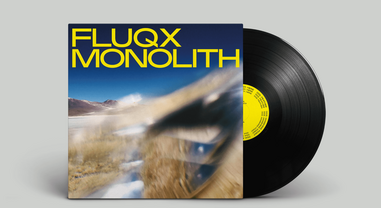 pack shot of Fluqx Monolith vinyl